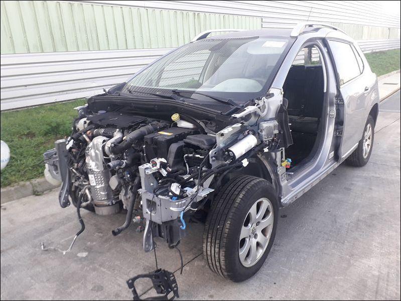 2008 1.6 E-HDI 92 ALLURE BVA accidentée