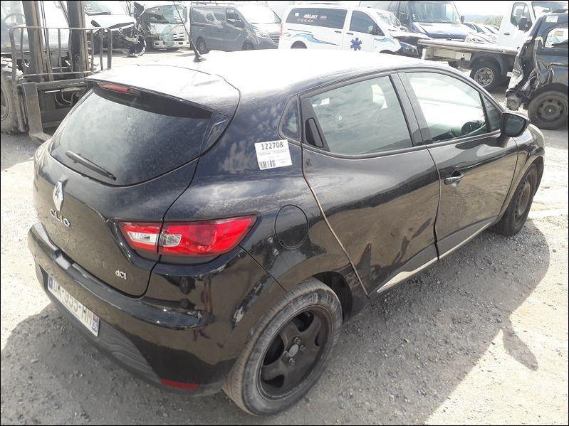 CLIO IV 1.5 DCI 75 BUSINESS accidentée