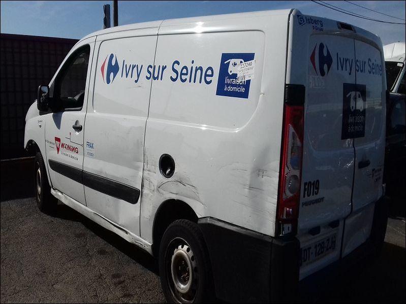EXPERT FRIGORIFIQUE ISBERG accidentée