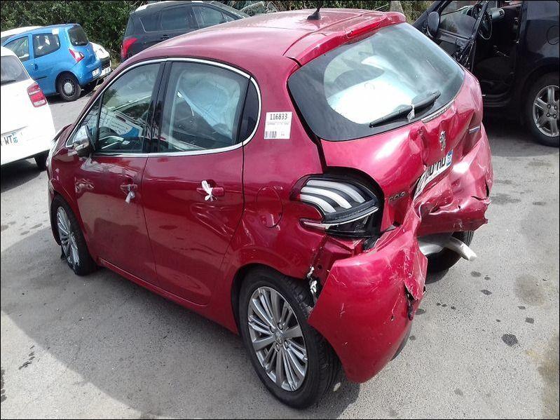 208 1.6 BlueHDI 100ch FAP S/S Allure Busines accidentée