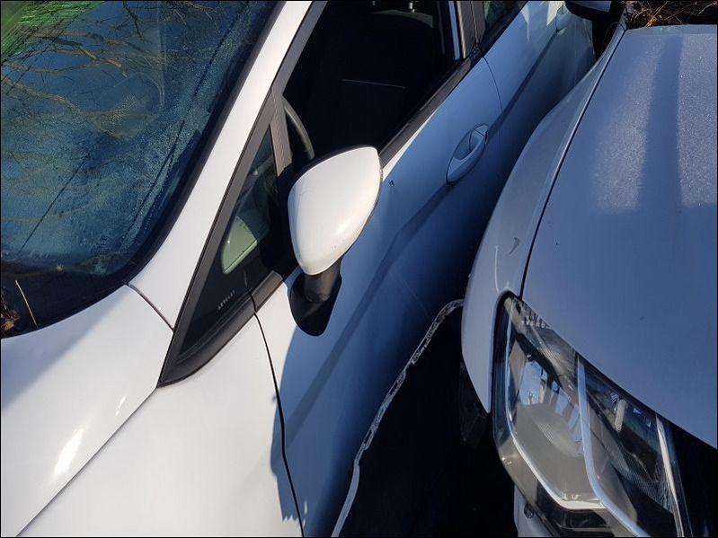 FIESTA Fiesta 1.4 TDCi FAP - 70 Trend + accidentée