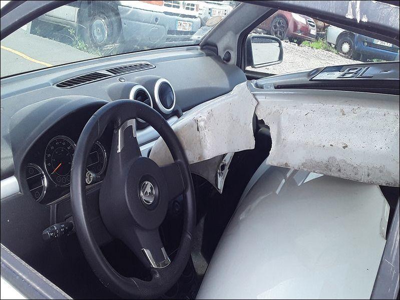 S8  accidentée