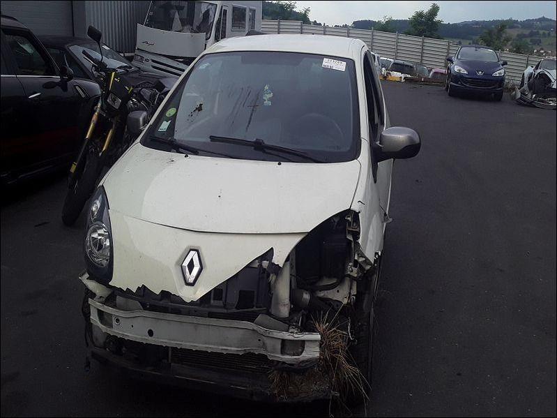 TWINGO Twingo 1.5 dCi - 75 Euro 5 Night & Day accidentée