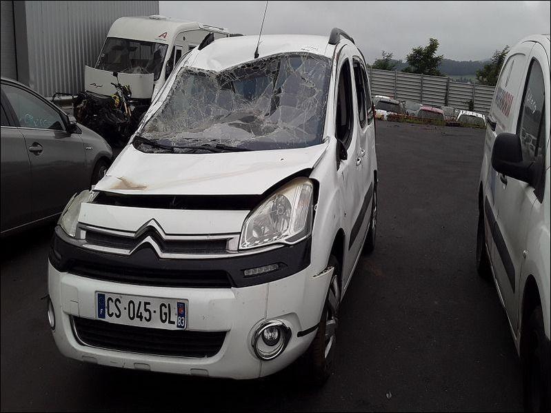 BERLINGO Berlingo 1.6 e-HDi FAP - 90 Exclusive accidentée