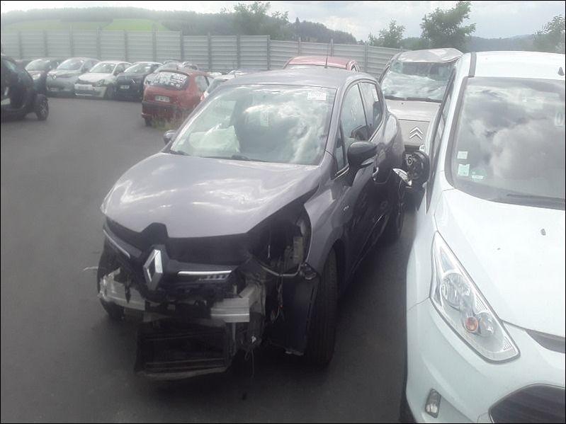 CLIO Clio 0.9 Energy TCe - 90 Nouvelle Limite accidentée