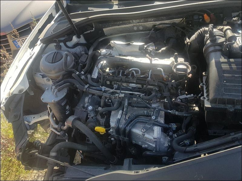 A3 2.0 TDI 150 S AMBITION accidentée