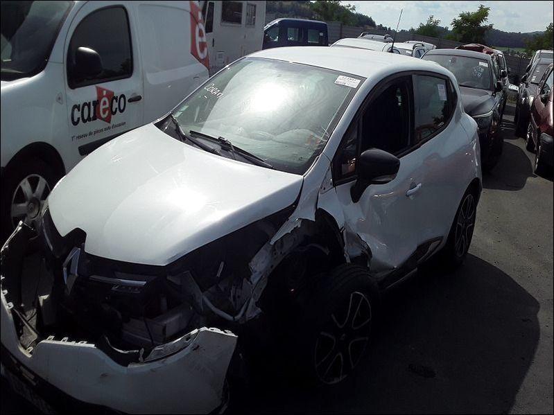 CLIO Clio 1.5 Energy dCi - 90 82g Nouvelle Li accidentée
