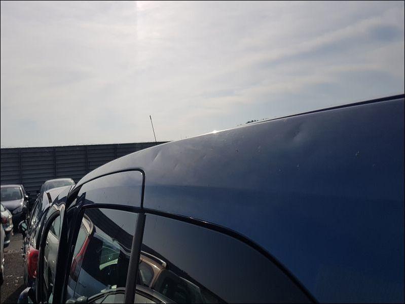 BERLINGO Berlingo 1.6 BlueHDi - 100 Feel accidentée