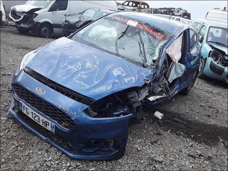 FIESTA Fiesta 1.5 EcoBoost - 200 S&S Euro 6.2 S accidentée